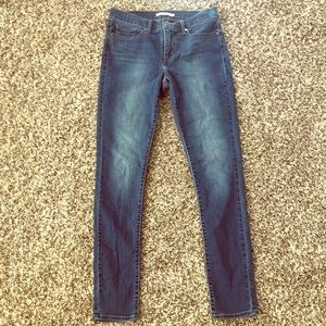 Levi Skinny Denim Jeans